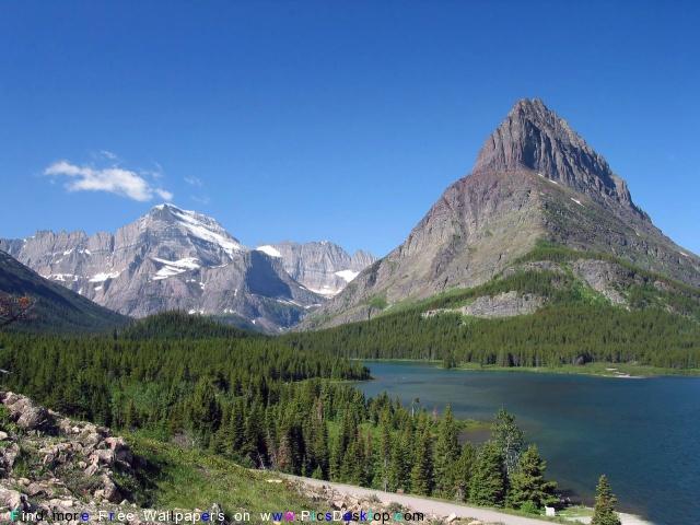 вершиной горы 2