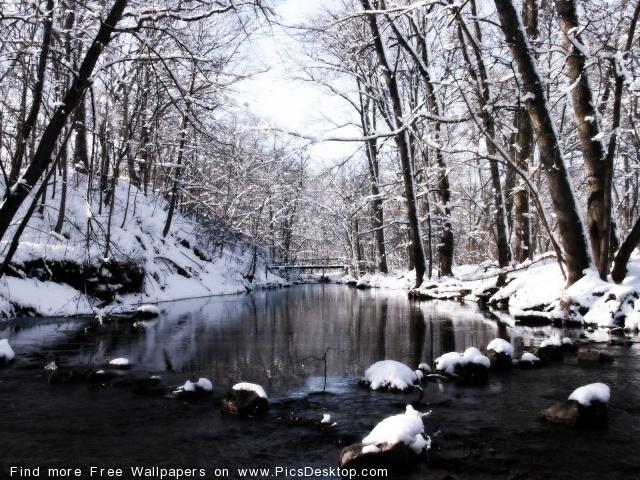 Winter Free Desktop Wallpapers For PC & Mac #298