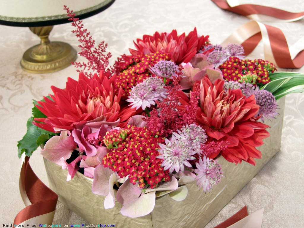 Картинки со цветами 7