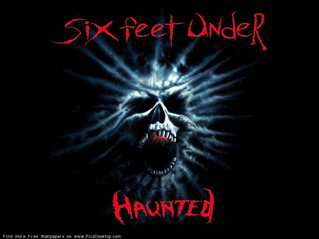six feet under haunted gothic art free desktop wallpaper