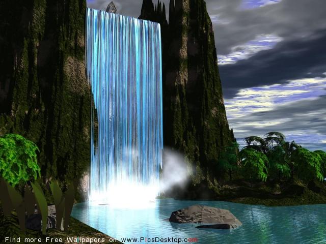 Водопады мезмай красивые водопады